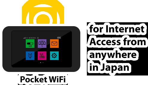 Japan WiFi Rental | NETAGE